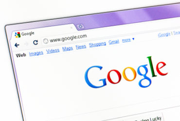 Google search results layout change