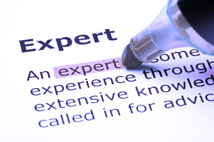 Assert your authority as an expert via your blog