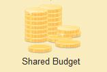 shared budget