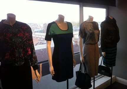 Search Laboratory head to House of Fraser's AW13 press day