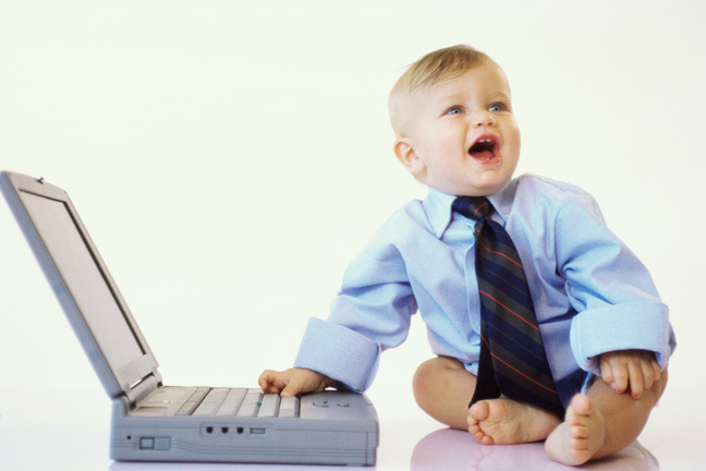 young search engine users