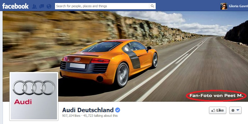 audi content marketing