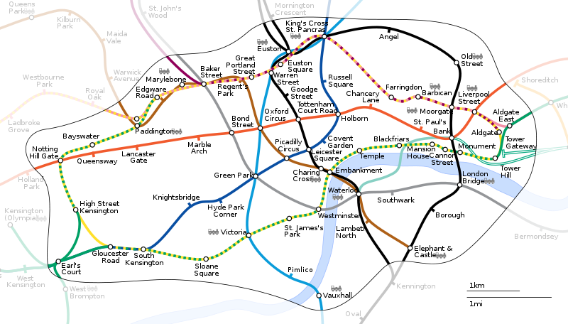 alternative tube map