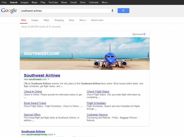 Google introduces banner adverts