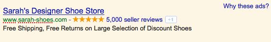 seller ratings