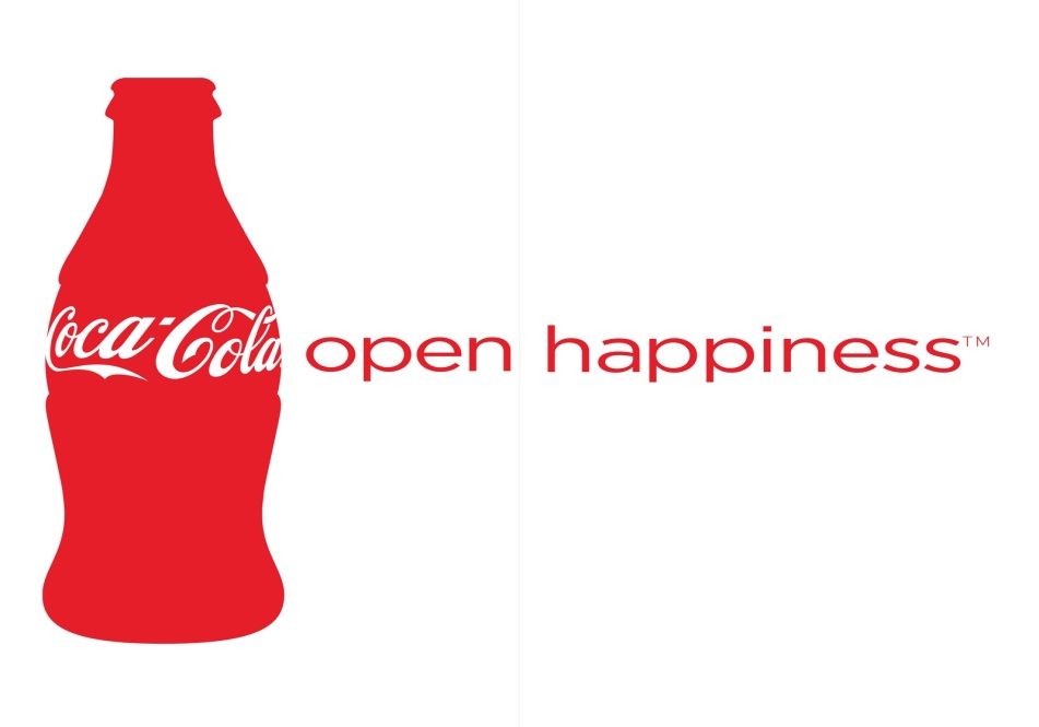 coke open happiness