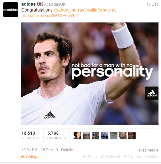 Adidas agile marketing