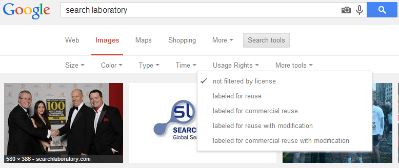 image search laws