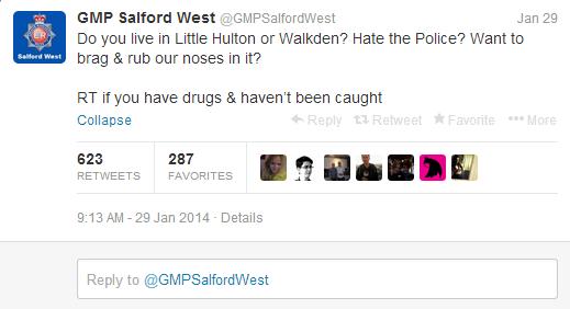 Salford Police