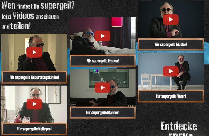 Supergeil thumbnails