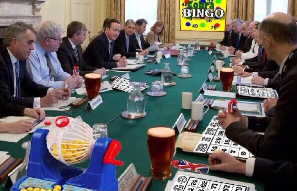 Tory bingo tax