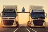 Volvo truck ad