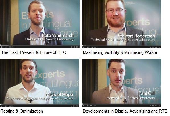 PPC Conference Videos