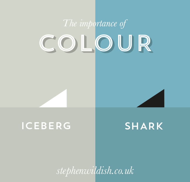 The Importance of Colour by Stephen Wildish
