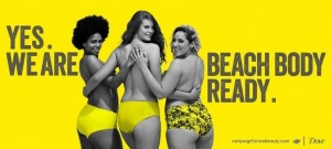 Dove beach body ready campaign