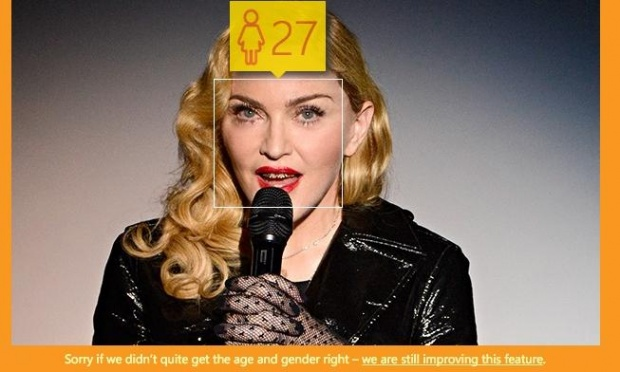 How-Old - Madonna Pic says she's 27 not 56!