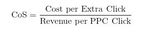 cos formula