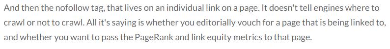 Nofollow links - does Google follow them?