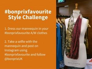 #bonprixfavourite Style Challenge
