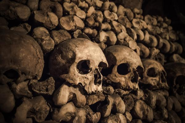 Airbnb-contest-offers-Halloween-stay-in-Paris-Catacombs