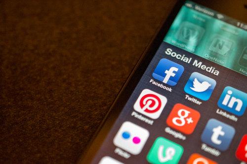Global Social Media apps