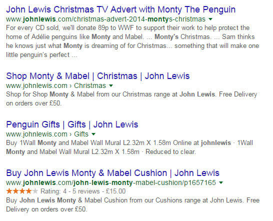 Monty the Penguin's