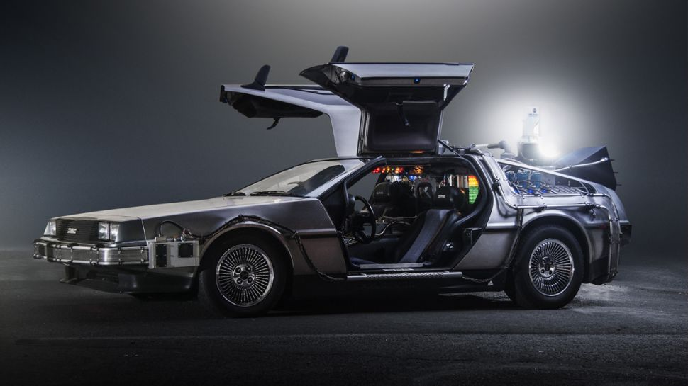 The DeLorean Returns to Manufacturing lines in 2017