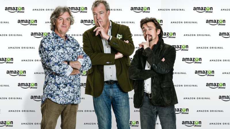 DriveTribe - Top Gear Presenter's latest project