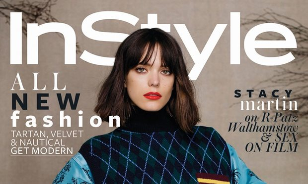 instyle UK closes print edition