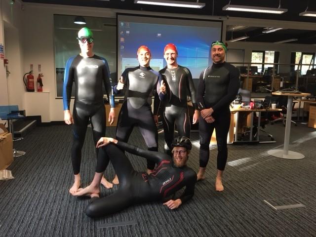 Triathlon Fundraising