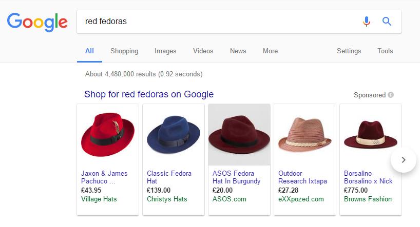 Google Shopping campaigns Feedlab