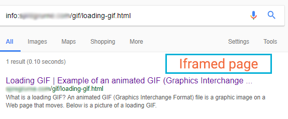 Optimizing Iframes for SEO - Our Experiment | Search Laboratory