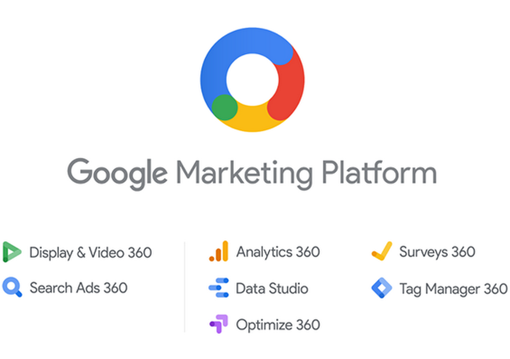 Leveraging the Google Marketing Platform to maximize the